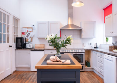1 Self catering kitchen