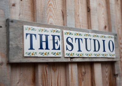 22 - The studio Kingussie