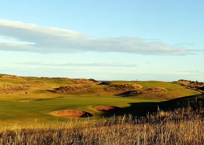Royal Aberdeen Golf Club, Balgownie, Aberdeen, Scotland